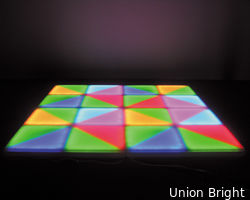 China Led Dance Floor supplier