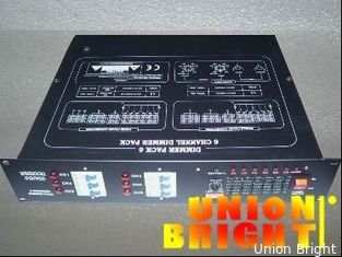 China UB-C013 6CH DMX Dimmer Pack supplier