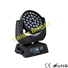 China LED 36X18W Stage Moving Head Light with Zoom with Circle Function supplier