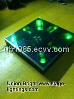 China Green Laser Dance floor factory